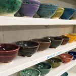 glaze test pots